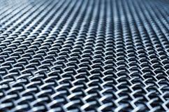 Reticolato metallico industriale Immagini Stock Libere da Diritti