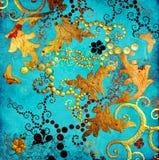 Reticoli del turchese Fotografia Stock