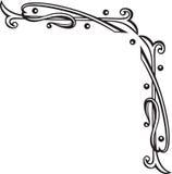 Reticoli dell'annata per il disegno illustrazione di stock