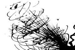 Reticoli dell'inchiostro illustrazione vettoriale