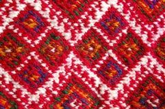 Reticoli della moquette dalla Macedonia Fotografie Stock