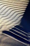 Reticoli della sabbia fotografia stock libera da diritti