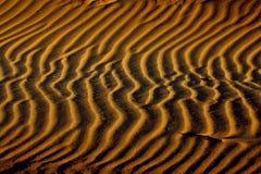 Reticoli della sabbia Fotografie Stock