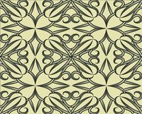 Reticoli senza giunte determinati Strutture geometriche con effetto di illusione ottica illustrazione vettoriale