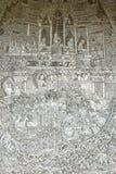 Reticoli tailandesi di scrittura. Immagini Stock