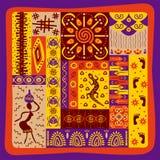 Reticolo africano royalty illustrazione gratis