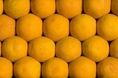 Reticolo arancione della frutta Immagine Stock