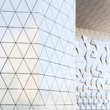 Reticolo architettonico astratto Fotografia Stock Libera da Diritti
