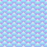 Reticolo astratto del rhombus Immagini Stock