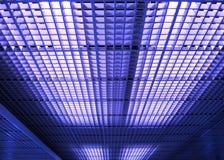 Reticolo astratto del soffitto Fotografia Stock