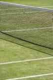 Reticolo astratto di tennis Fotografia Stock