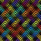 Reticolo astratto geometrico royalty illustrazione gratis