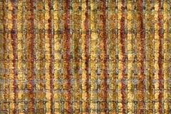 Reticolo Backgroun del tessuto del tweed Fotografia Stock