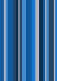 Reticolo blu e grigio a strisce Fotografie Stock
