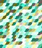 Reticolo brillantemente colorato del cerchio Fotografie Stock