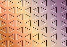 Reticolo colorato Fotografie Stock Libere da Diritti