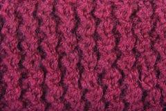 Reticolo da una lana fotografia stock