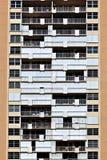 Reticolo degli appartamenti fotografie stock libere da diritti