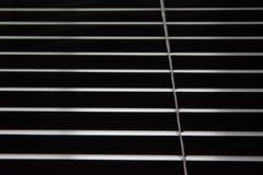 Reticolo dei ciechi di finestra Fotografie Stock Libere da Diritti