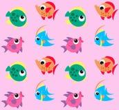 Reticolo dei pesci Immagini Stock Libere da Diritti