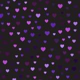Reticolo del cuore Vettore senza giunte Immagini Stock