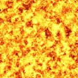 Reticolo del fondo di esplosione del fuoco Immagine Stock