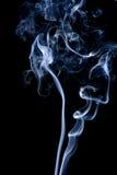 Reticolo del fumo Fotografia Stock