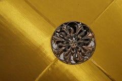 Reticolo del metallo Fotografie Stock
