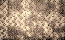 Reticolo del metallo, priorità bassa perfetta del grunge Fotografia Stock Libera da Diritti