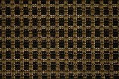 Reticolo del tessuto Fotografia Stock
