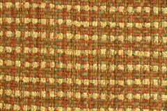 Reticolo del tessuto del tweed Fotografie Stock