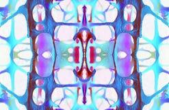 Reticolo dell'osso illustrazione vettoriale