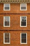 Reticolo della finestra Immagine Stock