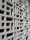 Reticolo della parete Immagini Stock