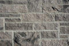 Reticolo della parete di pietra Immagini Stock
