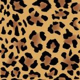 Reticolo della pelle del leopardo Fotografia Stock