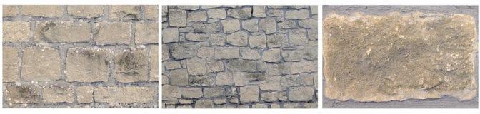Reticolo della roccia Fotografie Stock