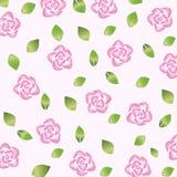 Reticolo della Rosa Fotografie Stock