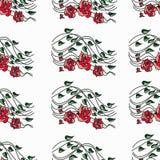 Reticolo della Rosa Fotografia Stock Libera da Diritti
