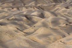 Reticolo della sabbia del vocano Fotografia Stock