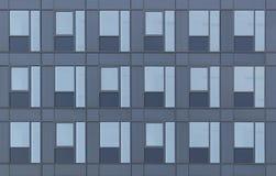 reticolo delle finestre Fotografia Stock