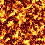 Reticolo delle mattonelle del fondo della lava Fotografia Stock Libera da Diritti