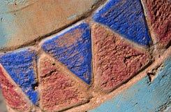 Reticolo delle terraglie immagine stock