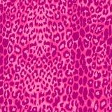 Reticolo dentellare senza giunte di struttura del leopardo Immagini Stock Libere da Diritti