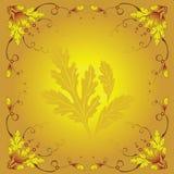 Reticolo di autunno royalty illustrazione gratis