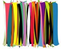 Reticolo di colore illustrazione vettoriale