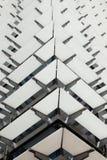 Reticolo di costruzione di disegno in Washington DC Fotografia Stock Libera da Diritti