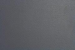 Reticolo di cuoio falso grigio Fotografia Stock Libera da Diritti