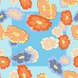 Reticolo di fiore royalty illustrazione gratis