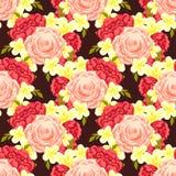 Reticolo di fiore Fotografia Stock Libera da Diritti